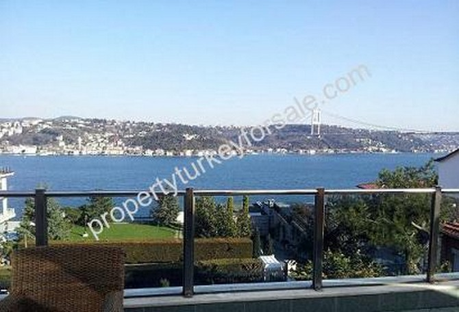 Bosphours View Villa For Sale