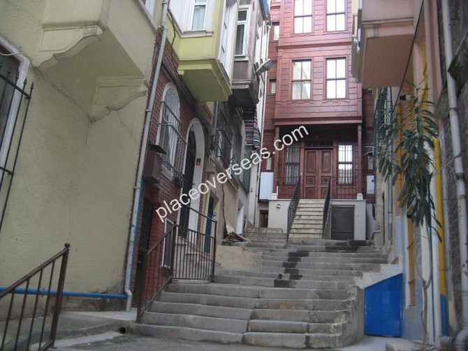 Listed Building in Beyoglu Istanbul 240sqm Living Area for sale