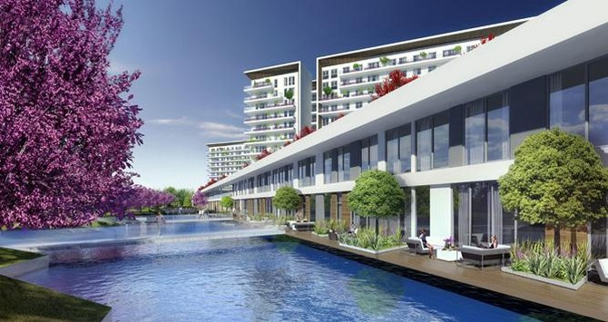 Luxury Apartments in Halkali Istanbul Promotional Price