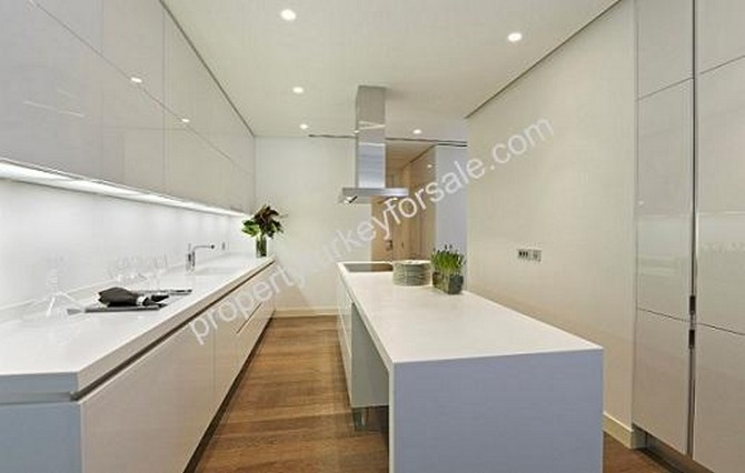 Large Size Kitchen with Excellent City View