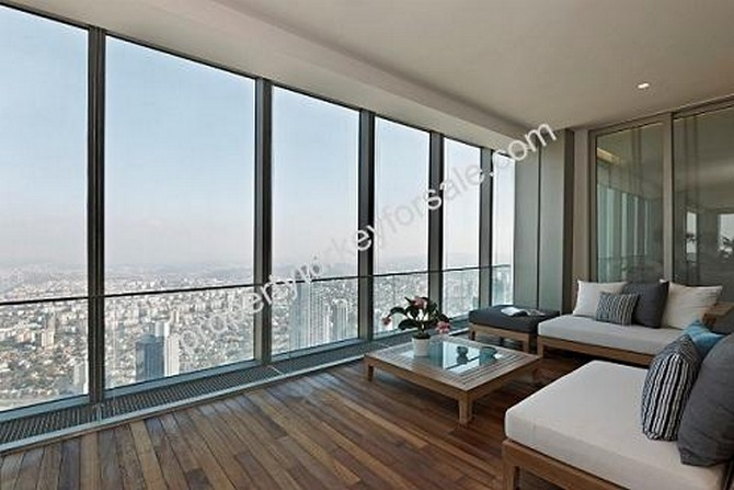 Istanbul Eco Tower Prime Location 2 Bedrooms for sale