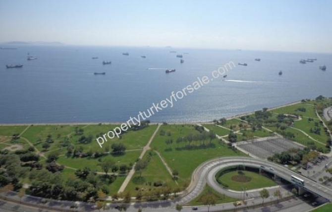 169 Istanbul Excellent Sea View