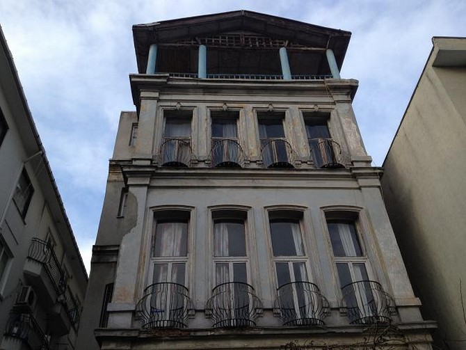 Istanbul Property to Renovate as Boutique Hotel 25 Bedrooms for sale
