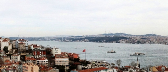 Taksim Cihangir Apartment with Excellent Location