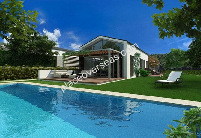 Istanbul Villa with Private Pool and Garden 5 Bedrooms