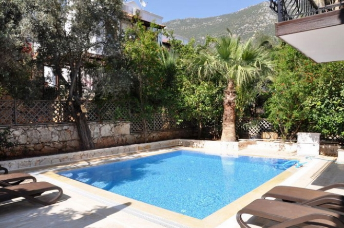Beautiful Five Bedroom Villa With Stunning Views in Kalkan