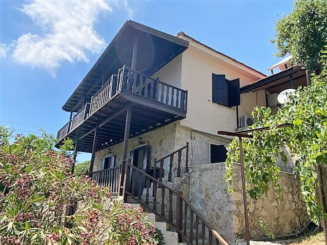 Charming Renovated 2 Bedroom Stone House For Sale