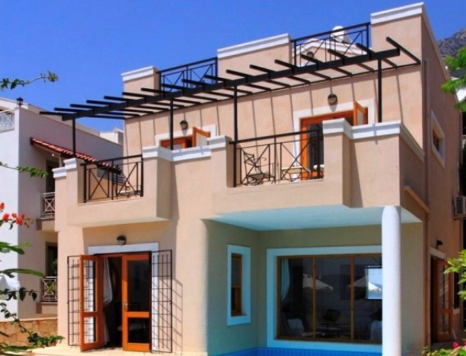 Kalkan Villa Right in The Heart of The Old Town