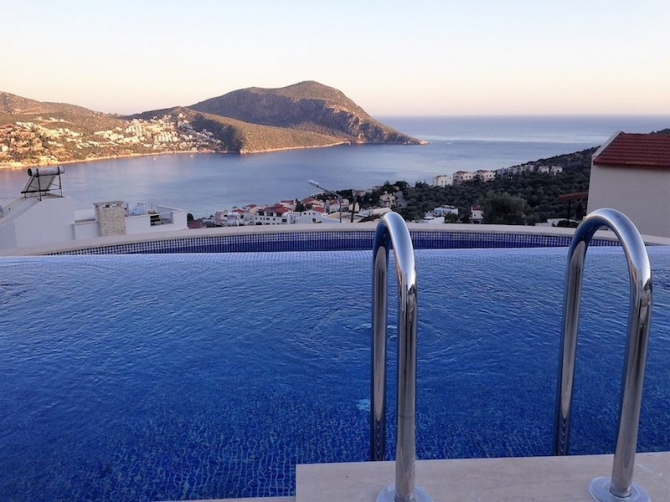 Superb Luxury Villa with Sea Views in Kalkan