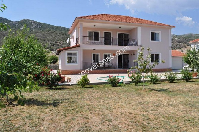 3 Bedroom Rural Kalkan House for sale