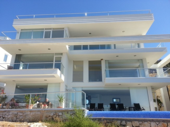 Contemporary Designed 6 Bedroom Villa in Kalkan