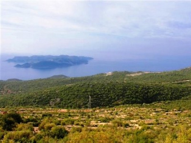 Kas Land with Planning Consent for sale