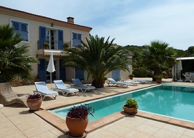 French Design Villa in Kas with Private Swimming Pool