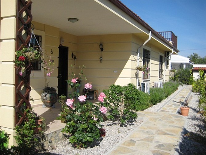 Kemer Antalya Bungalows with Excellent Facilities