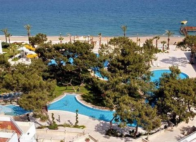 Hotel for sale in Kemer