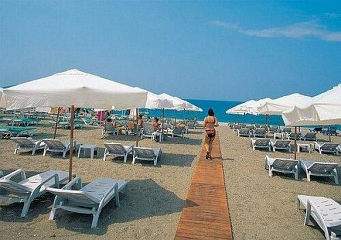 Kemer Hotel for Sale with Private Beach 119 Bedrooms for sale