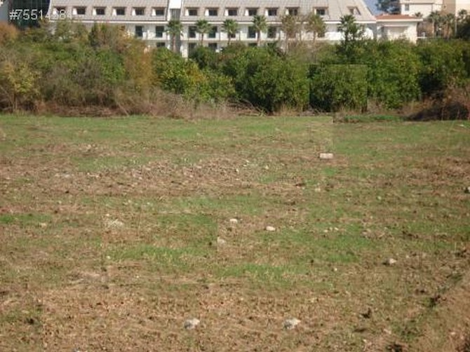 Land for sale in Kemer