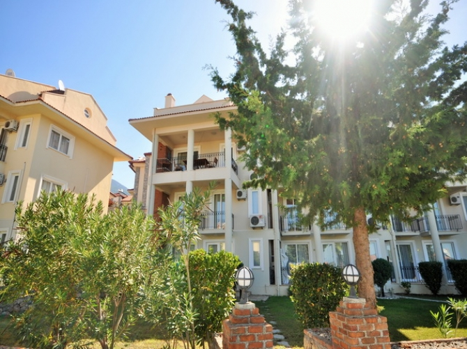 2 Bedroom Duplex Apartment in Ovac?k For Sale