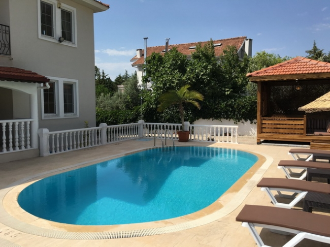 Excellent Value Villa with Great Rental Potential Ovacik