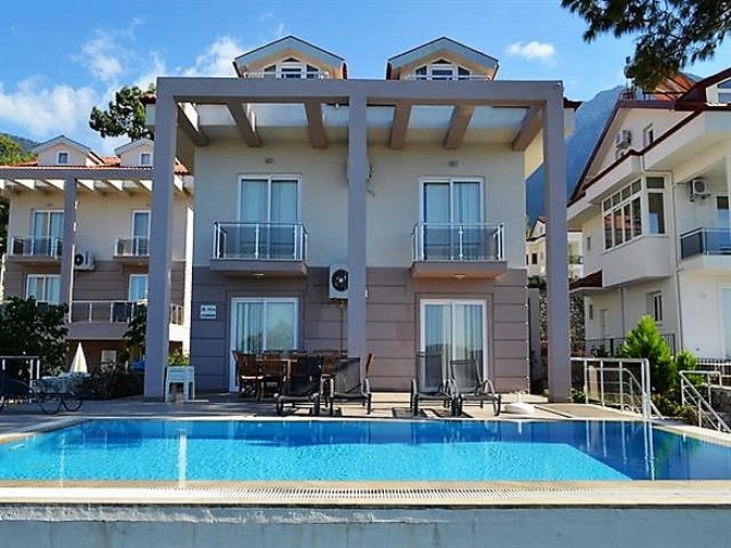 Beautiful Detached 4 Bedroom Villa with Fabulous View Ovacik Fethiye