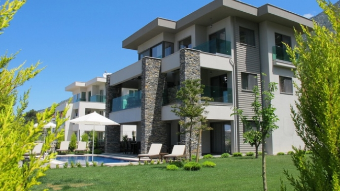 Luxurious 5 Bedroom Villa With Amazing View in Ovacik