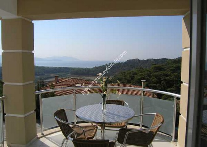 Sarigerme Apartments offer Sea Views near Golf Course 2 Bedrooms