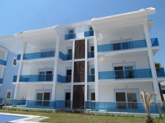 Apartments in Side Town near Beach 2 Bedrooms for sale