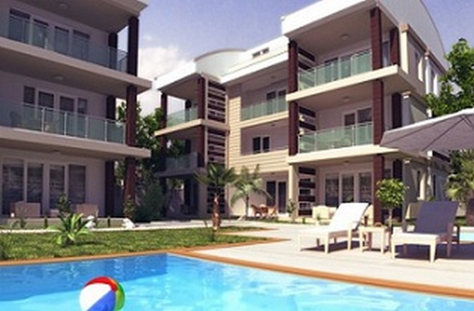 Side Town Centre Apartments with Excellent Facilities