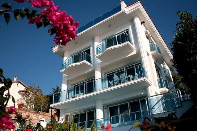 Stunning Sovalye Island Villa with Private Mooring 4 Bedrooms