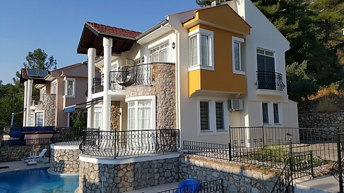 Bargain Uzumlu Villa For Sale