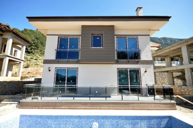 SOLD !!! 4 Bedroom Brand New Detached Villa with Swimming Pool