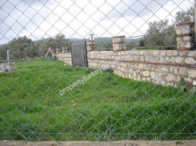 Agricultural land for sale near Bodrum 3 acres