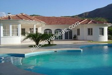 Lakeside Bungalow for Sale in Dalaman Akkaya 4 Bedrooms for sale