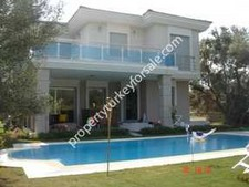 Elegant Villa in Alacati with Private Pool 3 Bedrooms for sale
