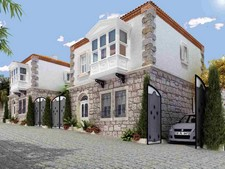 Alacati Villa Large Garden 4 Bedrooms for sale