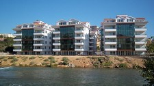 Alanya Riverside apartments for sale