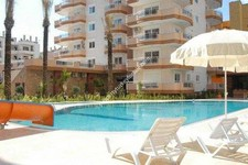 Spacious Alanya Apartments with Private Beach 2 Bedrooms