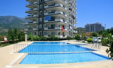 Great value furnished apartment in Alanya