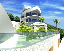 Boat House For Sale in Alanya 6 Bedrooms