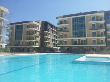 Luxury apartments with Hotel Facilities in Antalya