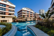 Impressive Antalya City Apartment Prime Location 3 Bedrooms for sale