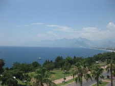 Spacious Apartment with Fantastic Sea View in Antalya