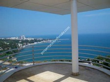 Seafront Antalya Penthouse 4 Bedrooms for sale