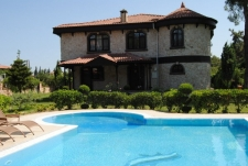 Wonderful stone villa in Antalya next to the forest