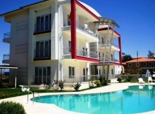 Spacious Belek Golf Apartments 3 Bedrooms