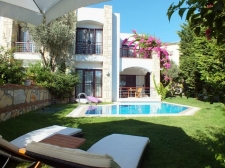 Villa in Gated Estate in Prestigious Bodrum Town