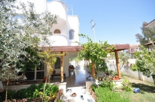 2 Bedroom Typical Turkish Villa with Own Garden for Sale