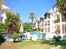 SOLD - Fully Furnished Ground Floor Apartment in Calis