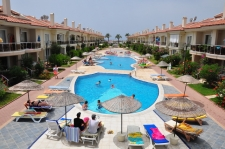 2 Bedroom Fully Furnished Duplex Apartment on Calis Beach