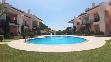 Delightful 3 Bed Duplex Apartment with Shared Swimming Pool